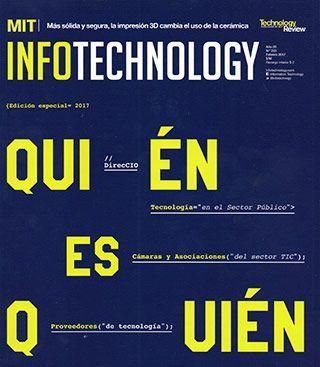 Gracias Information Technology por incluirnos en la principal Guía de Proveedores de la industria de tecnología