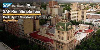 El 22 de junio desembarcamos junto a SAP en Mendoza para llevar a cabo el SAP Run Simple Tour