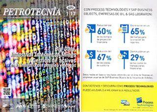 Process Technologies refuerza su presencia en la industria de oil&gas