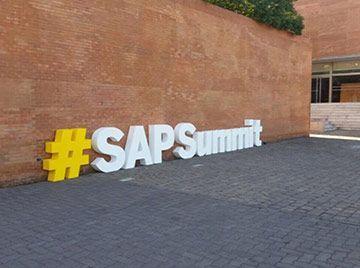 El 14 de Marzo acompañamos a nuestro socio de negocios en el evento más importante de SAP Argentina, el SAP Executive Summit 2017