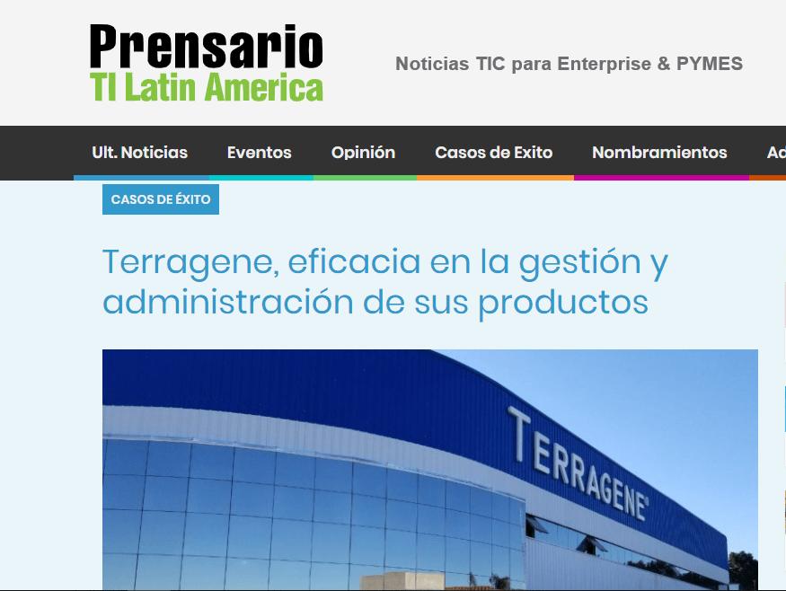 Terragene SAP