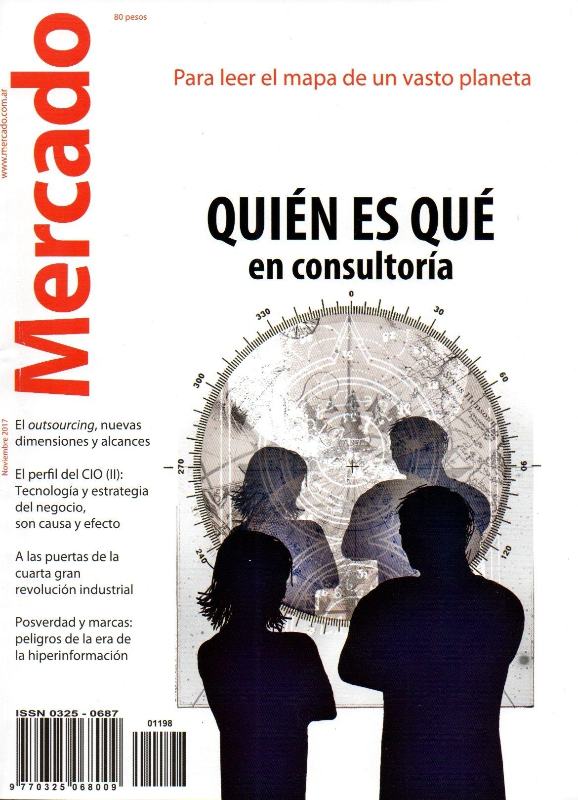 Revista Mercado- Quién es qué en consultoría